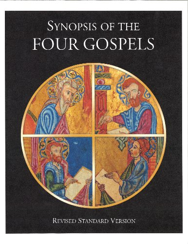 RSV English Synopsis of the Four Gospels 9781585169429