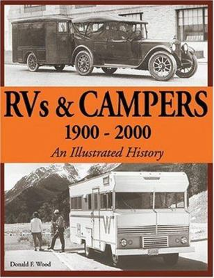 RVs & Campers: 1900-2000 9781583880647