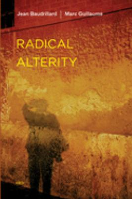 Radical Alterity 9781584350491