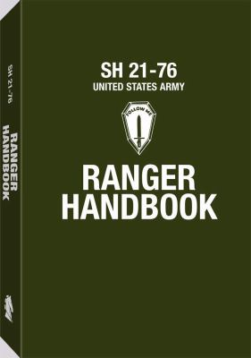 Ranger Handbook: SH 21-76 9781581605686