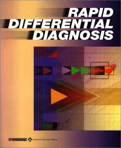 Rapid Differential Diagnosis 9781582551746