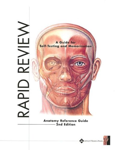 Rapid Review: Anatomy Reference Guide 9781587799310