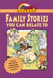 Reading Rainbow Readers: Family Stories You Can Relate to 7198723
