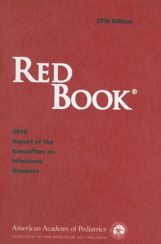 Red Book: Report of the Committee on Infectious Diseases 9781581101942