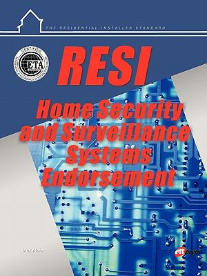 Resi Home Security and Surveillance Systems Endorsements 9781581221046
