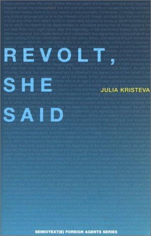 Revolt, She Said 9781584350156