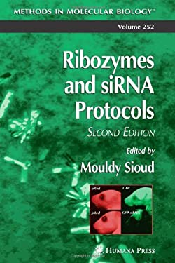 Ribozymes and Sirna Protocols 9781588292261