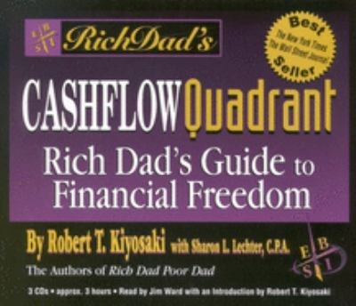 Rich Dad's Cashflow Quadrant: Rich Dad's Guide to Financial Freedom 9781586210939