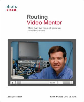 Routing Video Mentor 9781587202421