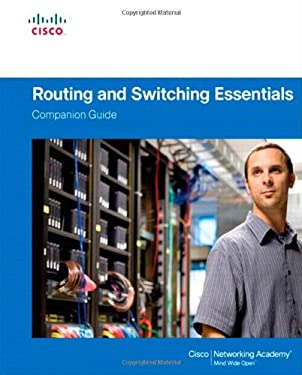 Routing and Switching Essentials Companion Guide 9781587133183