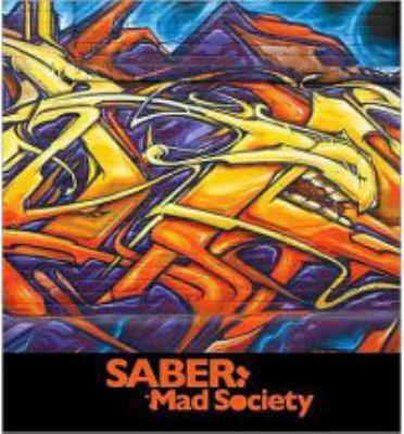 Saber: Mad Society 9781584233800