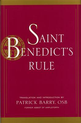 Saint Benedict's Rule 9781587680311