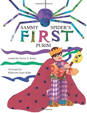 Sammy Spider's First Purim 9781580130622