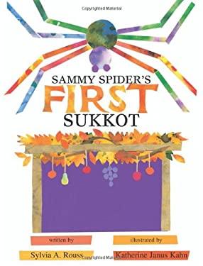 Sammy Spider's First Sukkot 9781580130837