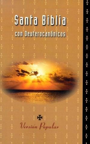Santa Biblia Con Deuterocanonicos-VB 9781585160464