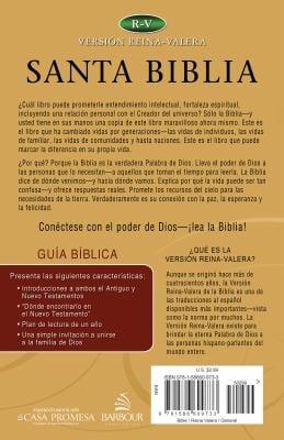 Santa Biblia-RV-1909 9781586609733