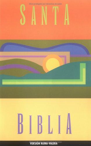 Santa Biblia-RV 1960 9781585160785