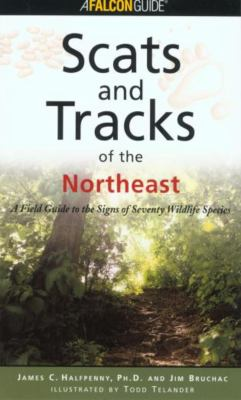 Scats and Tracks of the Northeast 9781585921058