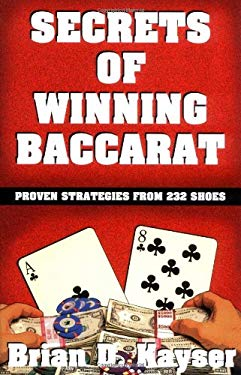Secrets of Winning Baccarat 9781580420877
