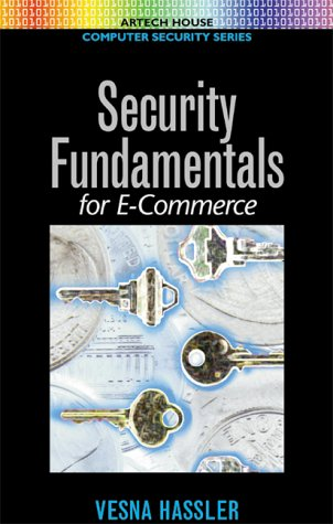Security Fundamentals for E-Commerce 9781580531085