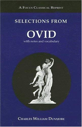 Selections from Ovid 9781585100880