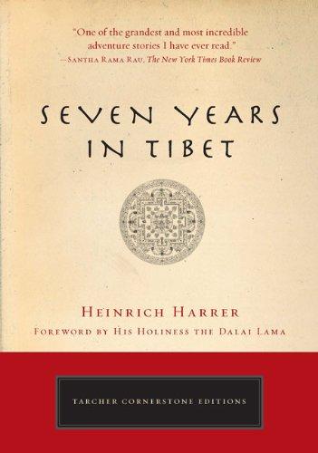 Seven Years in Tibet 9781585427437