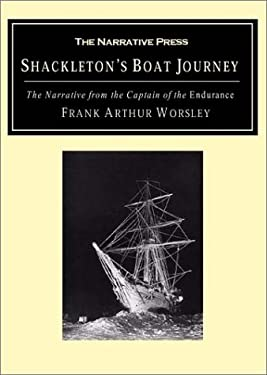 Shackleton's Boat Journey: The Narrative from the Captain of the Endurance 9781589760905