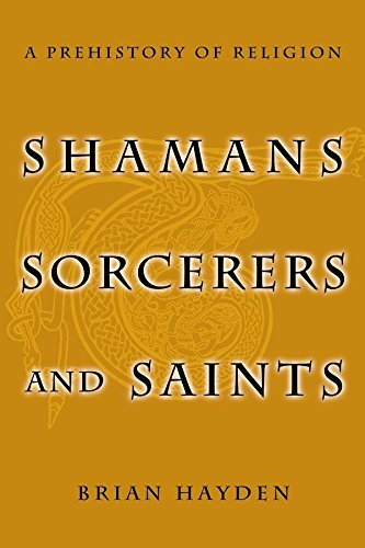 Shamans, Sorcerers and Saints: A Prehistory of Religion 9781588341686