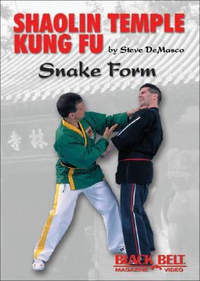 Shaolin Temple Kung Fu: Snake Form 9781581333718