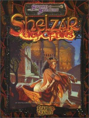 Shelzar: City of Sins 9781588461469