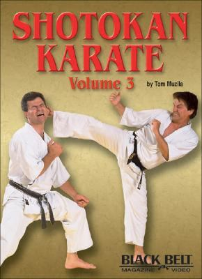 Shotokan Karate, Vol. 3 9781581332742