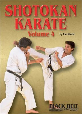 Shotokan Karate, Vol. 4 9781581332759