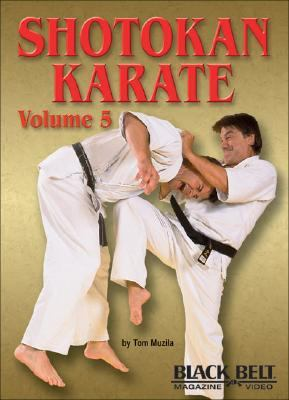 Shotokan Karate, Vol. 5 9781581332766