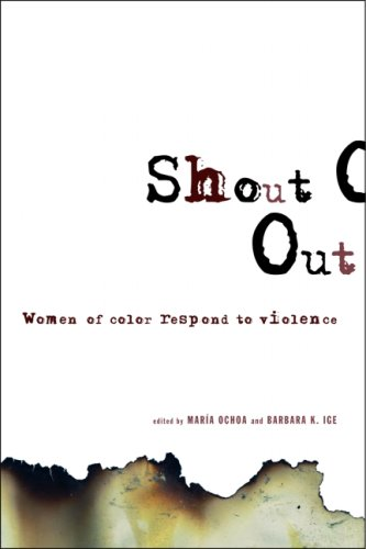 Shout Out: Women of Color Respond to Violence 9781580052290