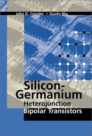 Silicon-Germanium Heterojunction Bipolar Transistors 9781580533614
