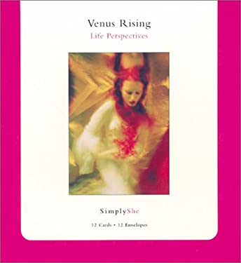 Simply She: Venus Rising - Life Perspectives Note Cards [With Keepsake Box] 9781584791843
