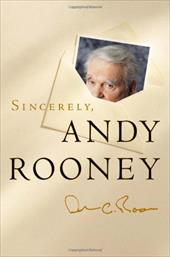 Sincerely, Andy Rooney 7193035