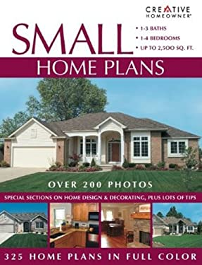 Small Home Plans 9781580113243