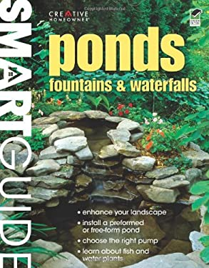 Ponds, Fountains & Waterfalls 9781580114639