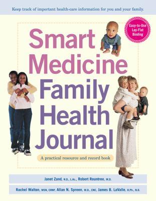 Smart Medicine Family Health Journal 9781583331866