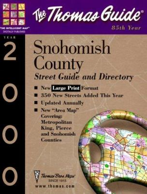 Snohomish: Street Guide and Directory 9781581741681