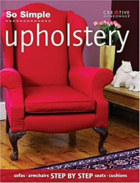 So Simple Upholstery 9781580112383