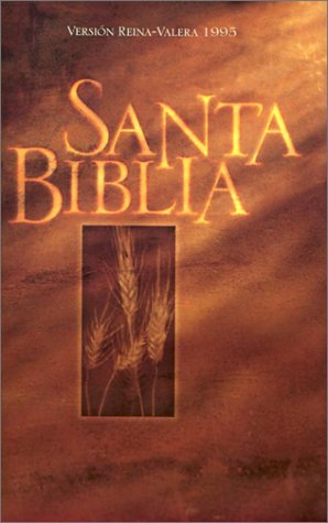 Spanish Bible-RV 1995 9781585161881