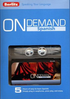 Spanish on Demand 9781585735884
