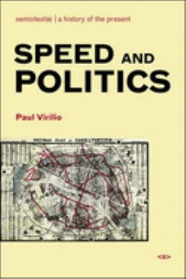 Speed & Politics 9781584350408