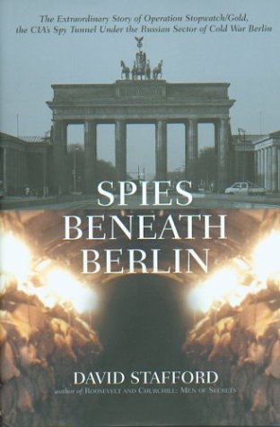 Spies Beneath Berlin 9781585675494