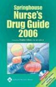 Springhouse Nurse's Drug Guide [With Mini CDROM]