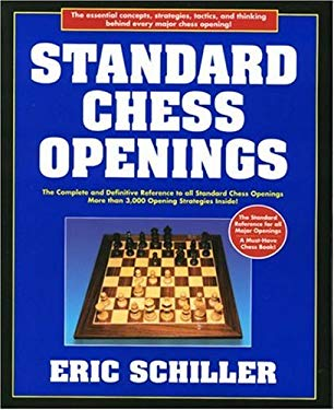 Standard Chess Openings, 2nd Edition 9781580420488