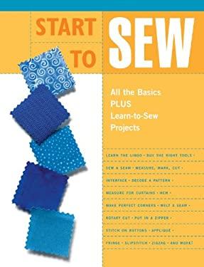 Start to Sew 9781589232068