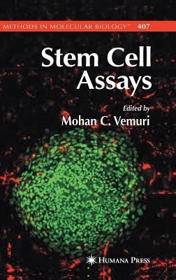 Stem Cell Assays 9781588297440
